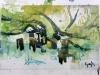 Prichsenstadt-aquarell_15/20 cm